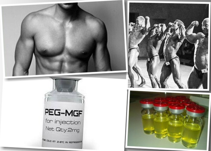 Top 10 Peptides and Peptides with Muscle Mass