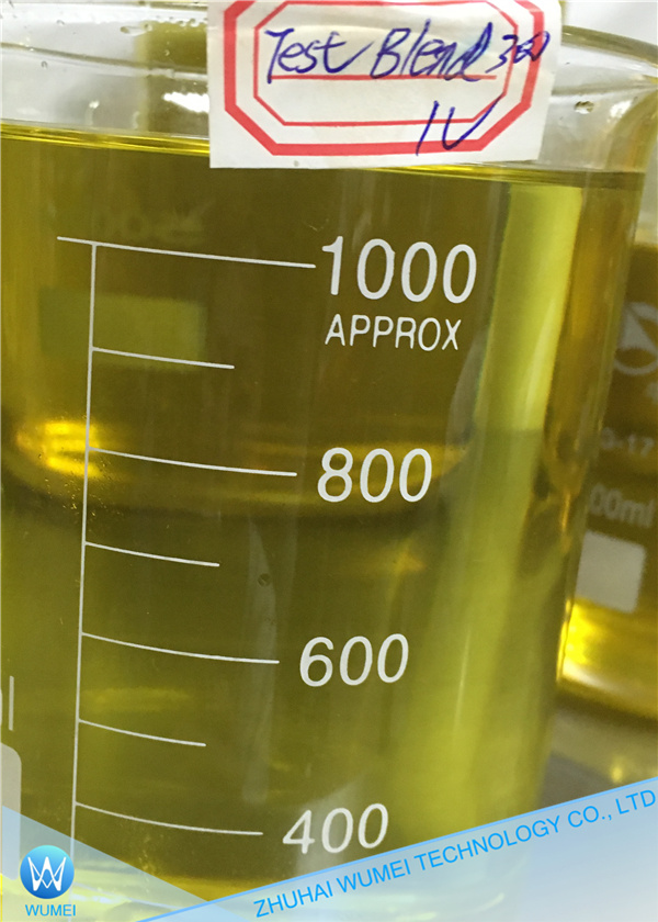 Testul Blend Steroizii 300mg Testosteron Blend 300mg Blend Injection gear_Test Blend300